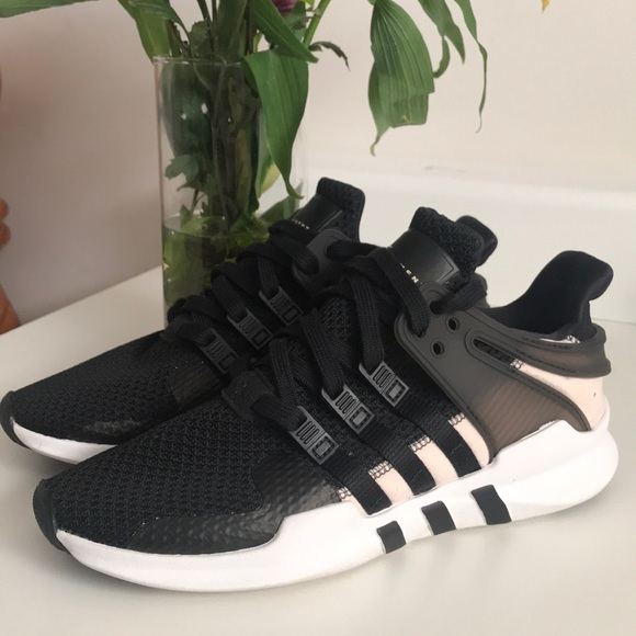 Adidas Wmns EQT Support ADV 91 16 'Black Clear Pink' in 2020